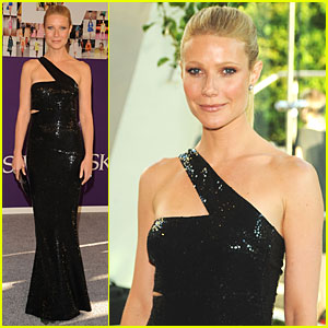 Gwyneth Paltrow is CFDA Chic
