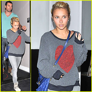 Hayden Panettiere Has A Big Heart