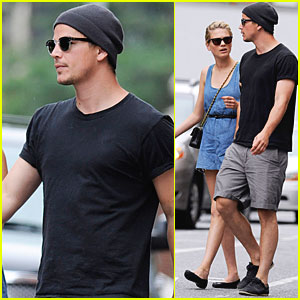 Josh Hartnett: Brunch with a Blonde!