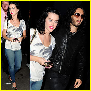 Katy Perry & Russell Brand: Already Married?