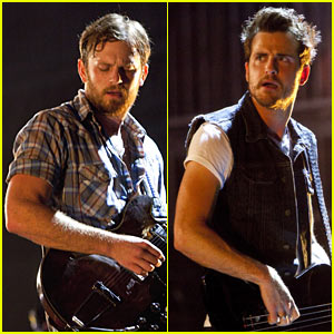 Kings of Leon: Burberry Boys Do Bonnaroo