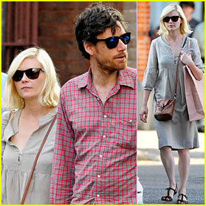 Kirsten Dunst & Jason Boesel: Uniqlo United
