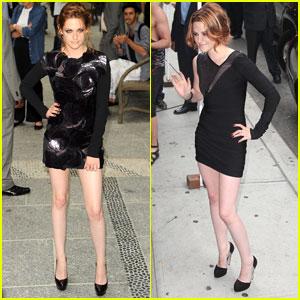 Kristen Stewart: Lighter Locks in NYC!