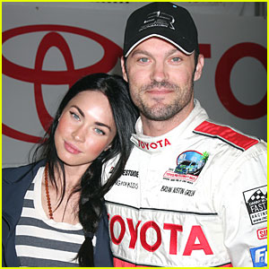 Megan Fox Engaged Again to Brian Austin Green