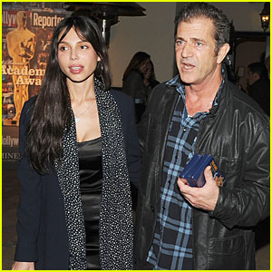Oksana Grigorieva Files Restraining Order Against Mel Gibson