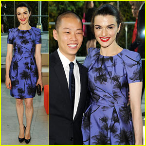 Rachel Weisz: CFDA Fashion Awards with Jason Wu!