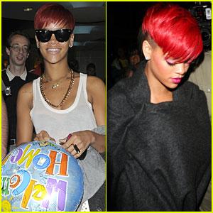 Rihanna: Mahiki Chic