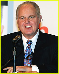 Website Congratulates Rush Limbaugh on Fourth Marriage