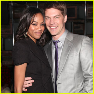 Zoe Saldana: Engaged to Keith Britton!