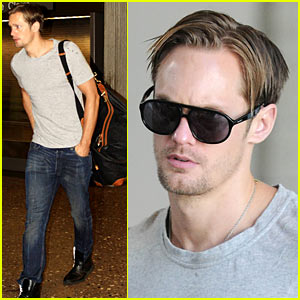 Alexander Skarsgard: Honolulu, Hawaii for Battleship!