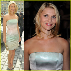 Claire Danes: Giorgio Armani Prive Perfection