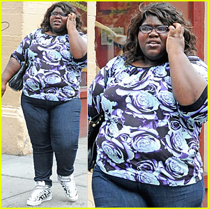 Gabourey Sidibe: If I Won $20 Million...