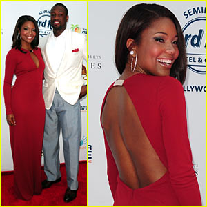 Gabrielle Union & Dwyane Wade: Hard Rock Hotties