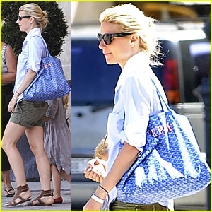 Gwyneth Paltrow &#038; Apple Martin: Parisian Pair