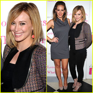 Hilary Duff: Love, Loss and What I Wore!
