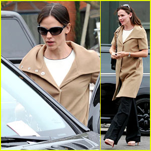 Jennifer Garner: Good Samaritans Get Parking Tickets Too!