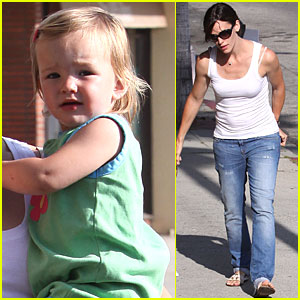 Jennifer Garner &#038; Seraphina Affleck: Summer Stroll!
