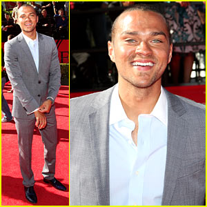 Jesse Williams Brings the Heat to the ESPY Awards