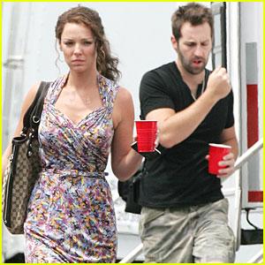Katherine Heigl & Josh Kelley: Trailer Twosome