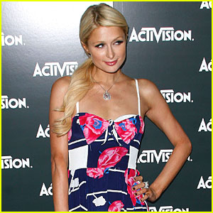 Paris Hilton: Second Pot Bust?!