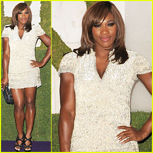 Serena Williams: Wimbledon Champ!