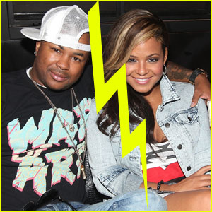 Christina Milian & The-Dream Split
