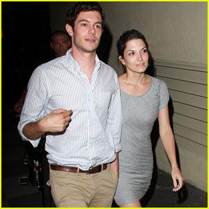 Adam Brody & Lorene Scafaria Go The Distance