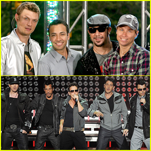 Backstreet Boys & New Kids on the Block Touring Together Too?!