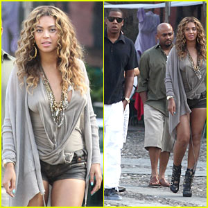 Beyonce &#038; Jay-Z: Portofino Pair