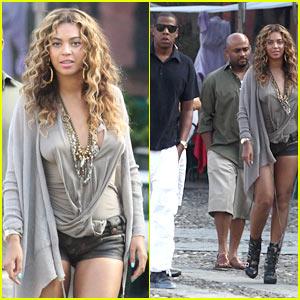 Beyonce & Jay-Z: Portofino Pair