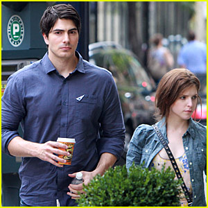 Brandon Routh & Anna Kendrick: Scott Pilgrim Pair