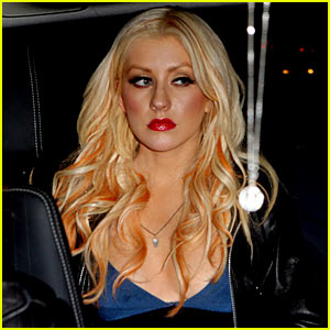 Christina Aguilera to Perform to Raise Funds for Museum