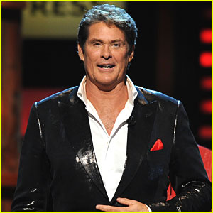David Hasselhoff: Dancing with the Stars' Latest Contestant?