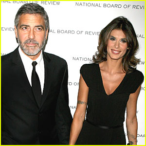 Elisabetta Canalis Talks Romance with George Clooney