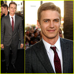 Hayden Christensen: 'Takers' Premiere Perfection