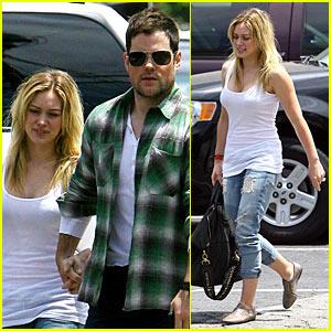 Hilary Duff & Mike Comrie: Mo's Mates