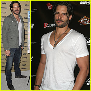 Joe Manganiello & Tina Fey: Emmys Party Pair?