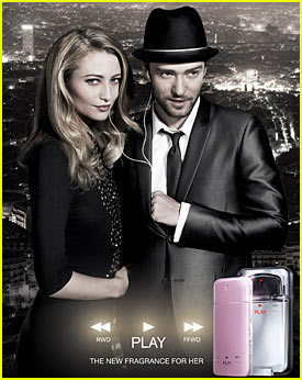 Justin Timberlake & Noot Seear: Givenchy Ad!