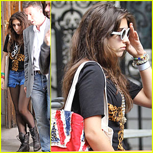Lourdes Leon is Loving London