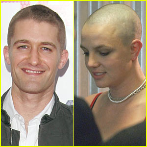 Matthew Morrison To Shave Head For Glee's Britney Ep