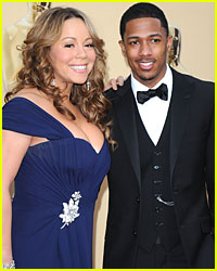 Nick Cannon Coy on Mariah Carey Pregnancy Questions