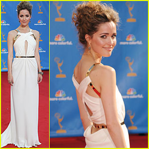 Rose Byrne - Emmys 2010 Red Carpet