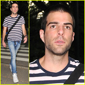 Zachary Quinto: Shakespeare in the Park!