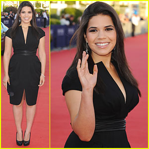 America Ferrera: 'Fair Game' in France!