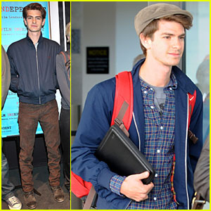 Andrew Garfield: Toronto Film Festival Biz!