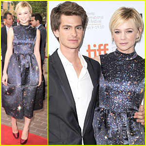 Carey Mulligan & Andrew Garfield: Never Let Me Go, TIFF!