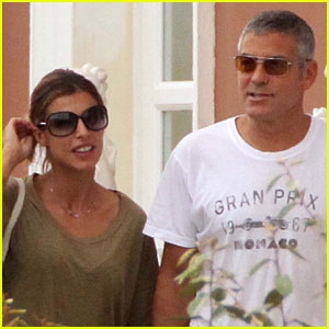 George Clooney: Meeting Elisabetta's Parents!