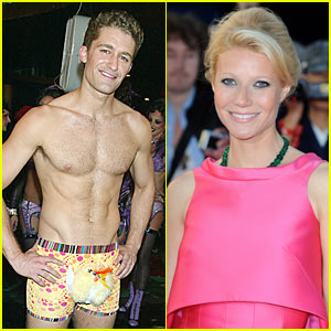 Gwyneth Paltrow: GLEE's Newest Star!