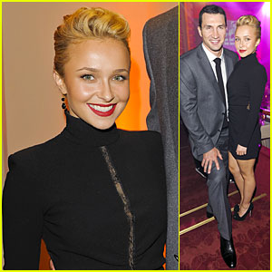 Hayden Panettiere & Wladimir Klitschko: United People!
