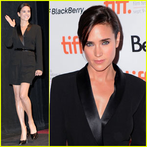 Jennifer Connelly: TIFF Tuxedo